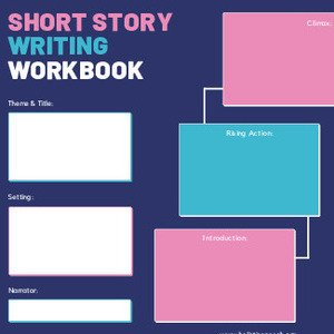 Short Story Writing Graphic Organizer