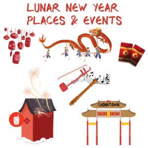 Lunar New Year Places and Events