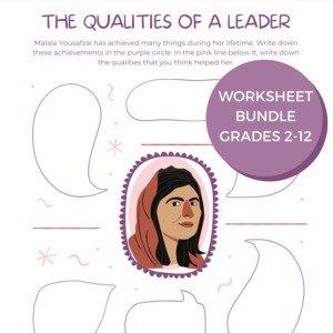 Women Who Lead Worksheet