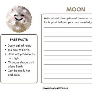 Fast Facts The Solar System Worksheet Bundle
