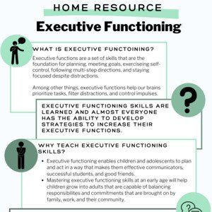 Home Resource Executive Functioning